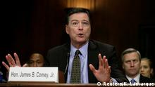 Washington Senat Aussage FBI Director James Comey