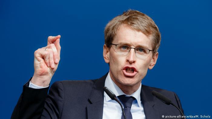 Schleswig-Holstein CDU Wahlkampf Daniel Günther