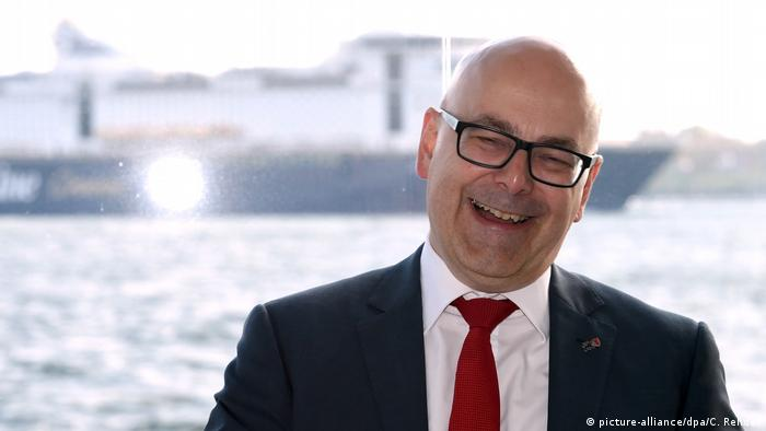 Schleswig-Holsteins Torsten Albig Wahlkampf Landtagswahl