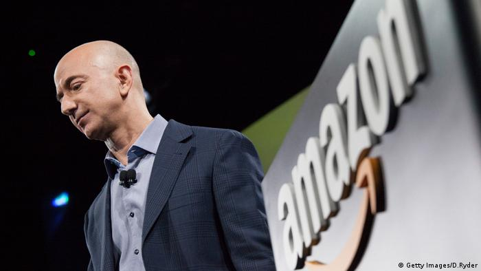 Amazon Konzern Jeff Bezos (Getty Images/D.Ryder)