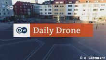 Daily Drone Theodor-Heuss-Platz Bremen (A. Götzmann)