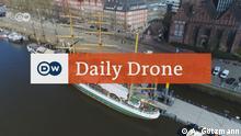 Daily Drone Weserpromenade Schlachte