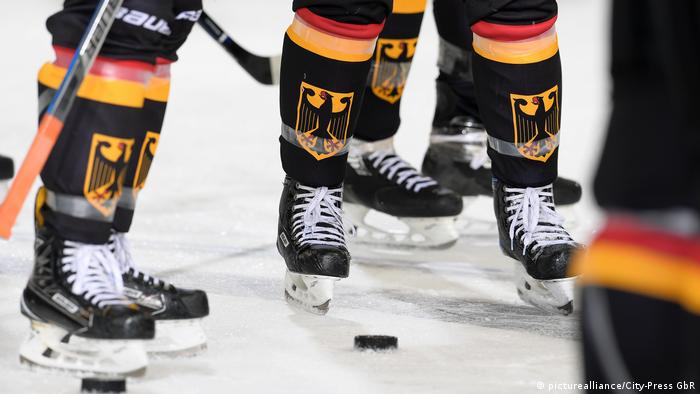 Eishockey Nationalmannschaft Testspiel Deutschland - Lettland (picturealliance/City-Press GbR)