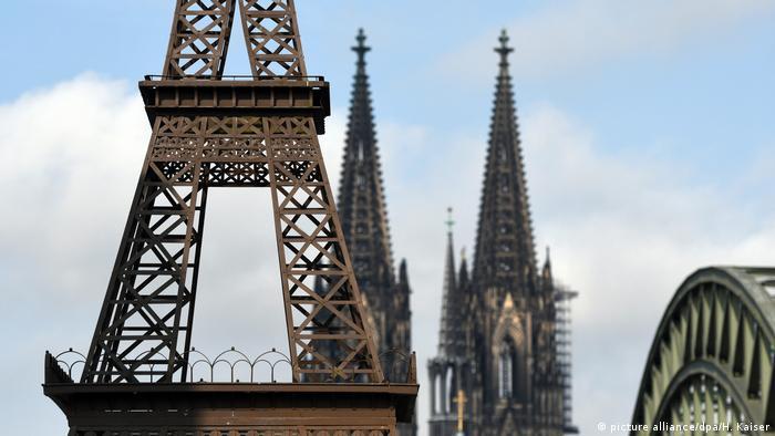 Зачем Кельну Эйфелева башня?