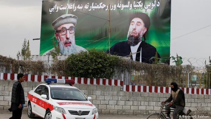 Gulbuddin Hekmatyar (Reuters/O.Sobhani)