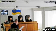 Ukraine Prozess gegen den ehemaligen ukrainischen Präsident Wiktor Janukowitsch in Kiew