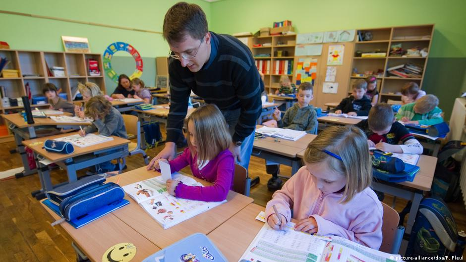 germany facing shortfall of 35 000 primary school teachers germany s teacher shortage is set to. Black Bedroom Furniture Sets. Home Design Ideas