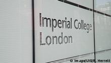 Graphic Imperial College London Praed Street campus PUBLICATIONxINxGERxSUIxAUTxHUNxONLY RobertoxHer