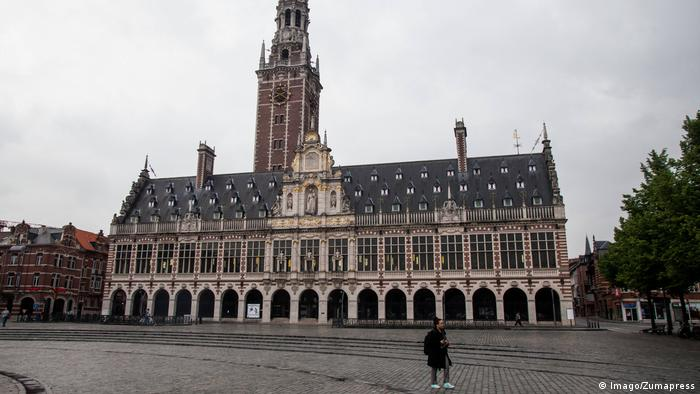 June 15 2016 Leuven Belgium According to Thomson Reuters the KU Leuven is the most innovative (Imago/Zumapress)