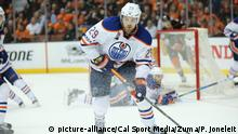 Eishockey NHL - Anaheim Ducks vs. Edmonton Oilers