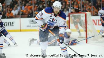 Eishockey NHL - Anaheim Ducks vs. Edmonton Oilers