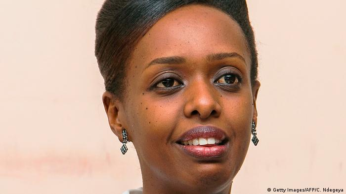 Ruanda Diane Rwigara (Getty Images/AFP/C. Ndegeya)