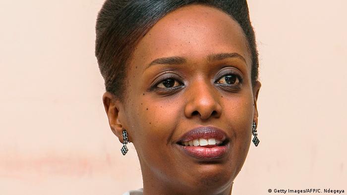 Ruanda Diane Rwigara