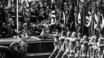 Deutschland Nürnberger Reichsparteitag Adolf Hitler