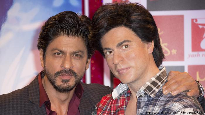 England Shah Rukh Khan im Madame Tussauds (picture alliance/dpa/AP Images/J. Ryan)