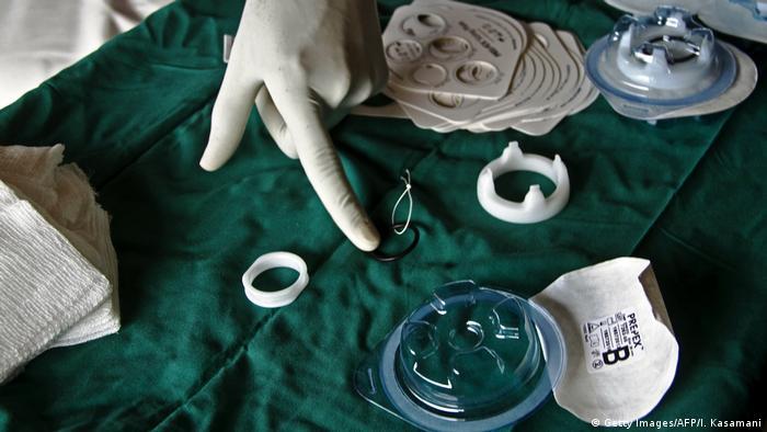 UGANDA Beschneidung von Männern als Schutz vor AIDS