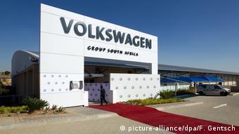 Seule l'Afrique du Sud attire les investisseurs allemands pour l'instant