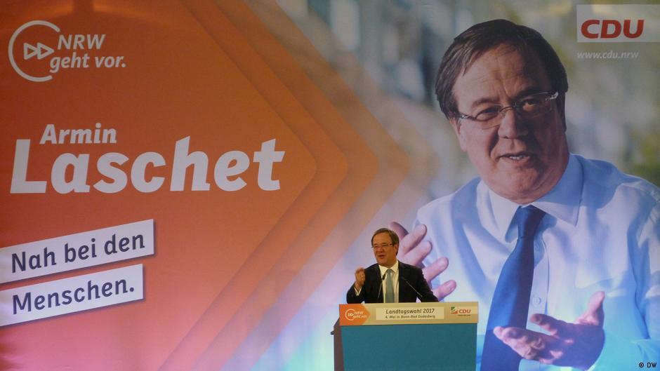 Wahlkampf der CDU in Bonn Angela Merkel