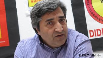 Araştırmayı yapan Prof. Dr. Kemal Bozay