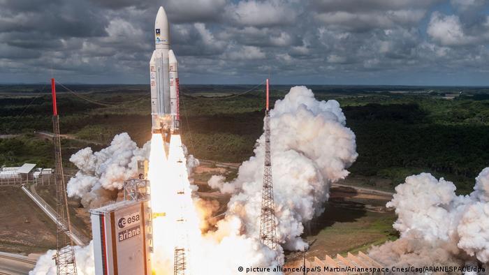 Satellites in orbit despite 'lost contact' with Ariane 5 rocket