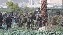 Mexiko Puebla Ausschreitung Puebla Ausschreitung Protest Polizisten Polizei Armee Militär Mexiko Puebla Ausschreitung Protest Polizisten Polizei Armee Militär