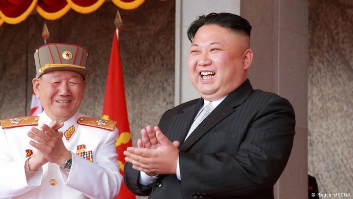 Nordkorea Kim Jong-un (Reuters/KCNA)