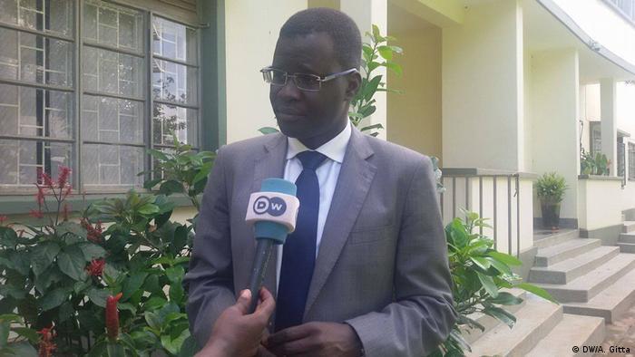 Uganda, Rechtsanwalt Nicholas Opiyo