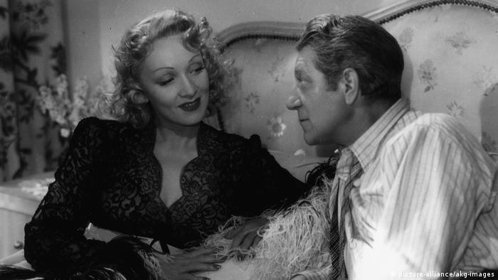 Marlene Dietrich und Jean Gabin (picture-alliance/akg-images)