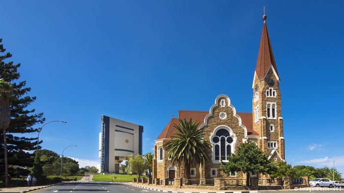 Namibia Windhoek Kirche