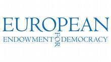 European endowment for democracy | GMF 2017 Sponsoren/Partner