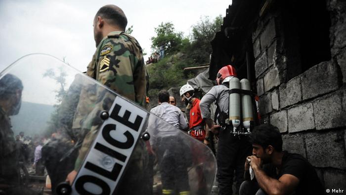 Iran | Iranische Polizeisondereinheiten (Mehr)