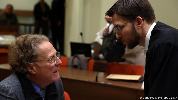 München NSU-Prozess am 03.05.2017 (Getty Images/AFP/M. Dalder)
