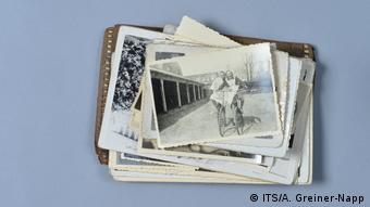 Личные вещи узников концлагерей