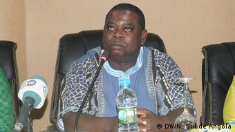 Angola | Lindo Bernardo Tito -Abgeordnet von CASA-CE