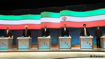 Iran | TV Duell (Fararu)
