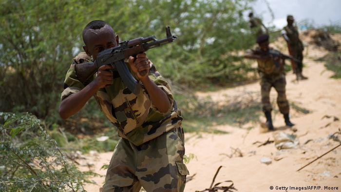 Exército somali