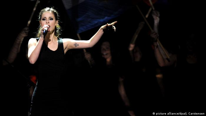 Lena Meyer-Landruth in Dusseldorf 2011 (picture alliance/dpa/J. Carstensen)