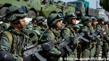 Venezuela Militär