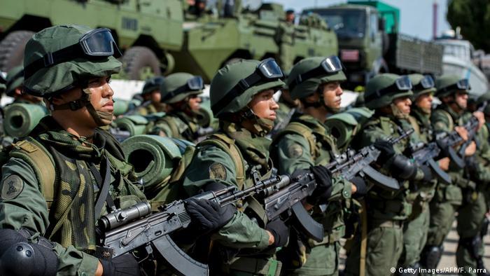 Ejército de Venezuela
