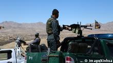 Afghanistan Sicherheitskräfte in der Provinz Ghazni