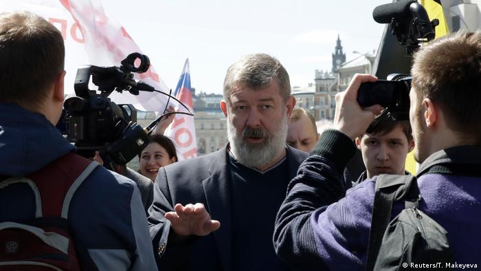 В городах России задержали около 400 сторонников оппозиционера Мальцева