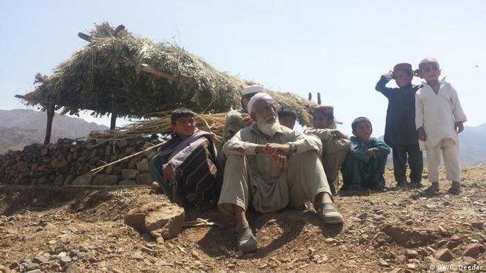 تصویر از آرشیف: بیجاشدگان داخلی در افغانستان