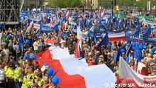 Polen - Marsz Wolnosci - Freiheitsmarsch