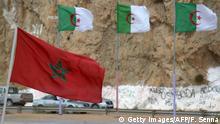 Grenzgebiet Marokko - Algerien in Saidia