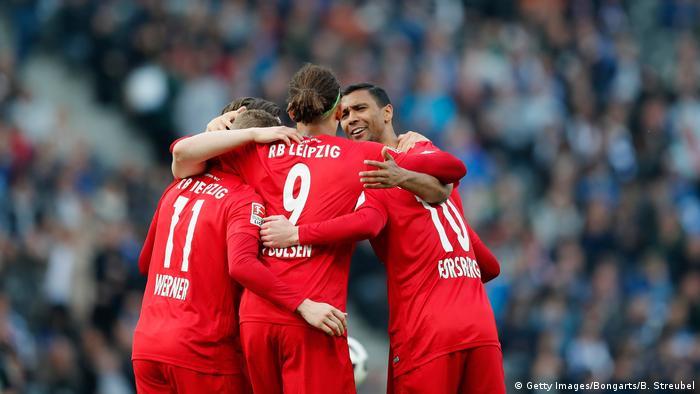 1. Bundesliga 32. Spieltag | Hertha BSC - RB Leipzig