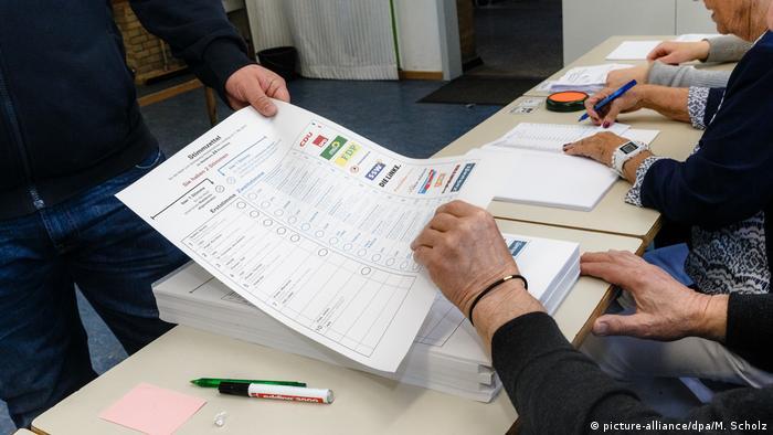 Κάθε ψηφοφόρος έχει το δικαίωμα δύο ψήφων - μία για απευθείας εκλογή υποψηφίου και μία για το κόμμα της επιλογής του