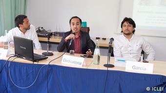 Diego García dió a conocer el proyecto de conservación del Páramo en la Región del Centro que se iniciará el próximo mes.