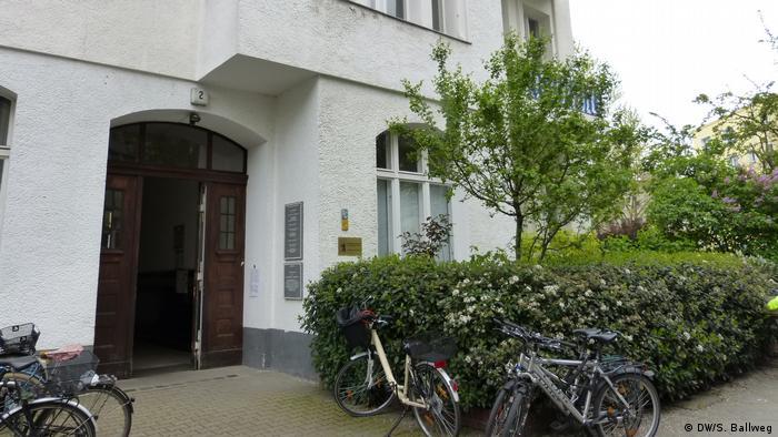 Deutschland Berlin - Initiative Denk Mal Am Ort.