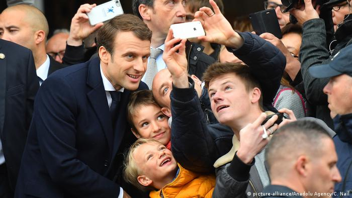 Frankreich Präsidentschaftswahl 2017 | Emmanuel Macron