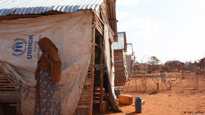 Refugee Camp in Ethiopia